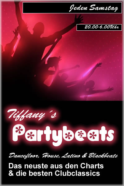Tiffany´s Partybeats